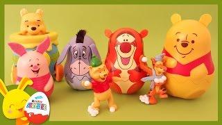 Minnie et Winnie l'ourson - Poupées gigognes - Poupées russes - Titounis