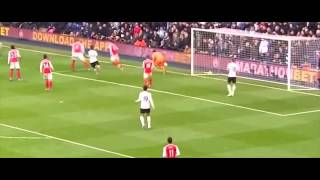 Harry kane vs Arsenal 2015