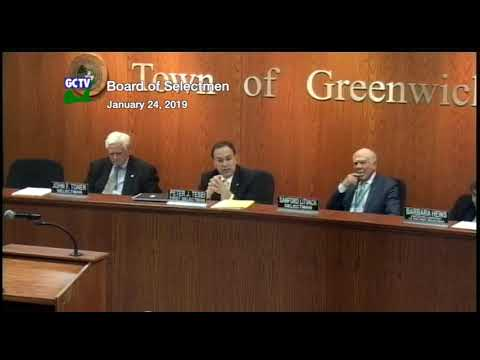 Board of Selectmen, Jan. 24, 2019
