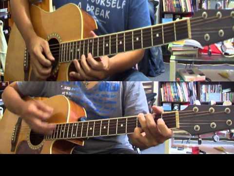 家家 - 填空 guitar cover