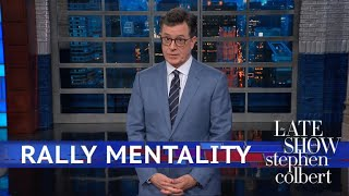 Stephen Gets Really Into Trump's MAGA Rally