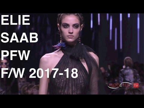 ELIE SAAB | FALL WINTER  2017 - 2018 | FASHION SHOW