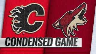 03/07/19 Condensed Game: Flames @ Coyotes