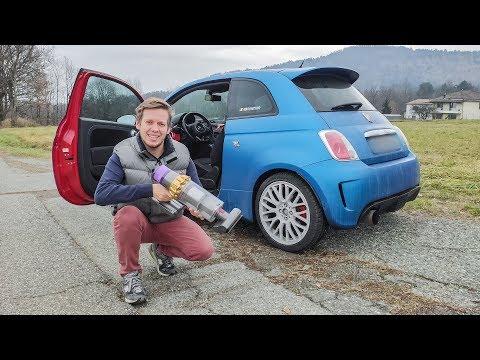 Pulizia interni Auto con Dyson V11 Absolute PRO!
