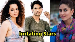 Top 10 Most Annoying Stars in Bollywood 2019