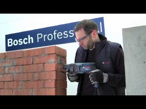 Bosch GBH2-20D 3 Mode SDS Hammer Drill 240v 650 Watt