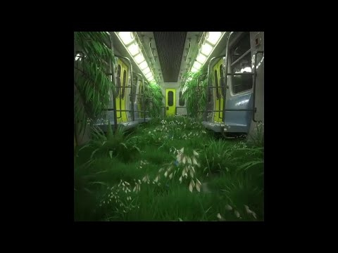 What would the urban landscapes of Paris, New York, Tokyo or Milan look like if nature took over?