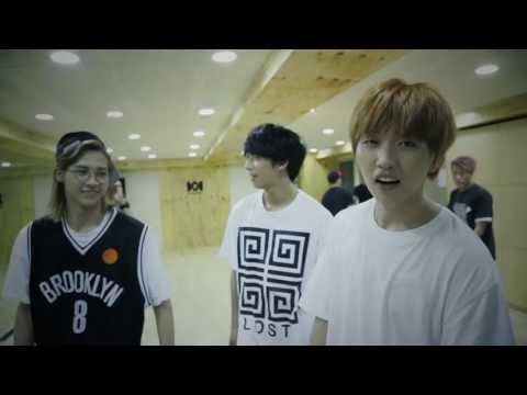 B1A4 - '이게 무슨 일이야' 안무 영상 ('What's Happening?' Dance Practice Video)
