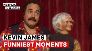 14 Minutes of Kevin James' Funniest Moments