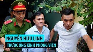 Cuộc trốn chạy của ông Nguyễn Hữu Linh trước những ống kính phóng viên
