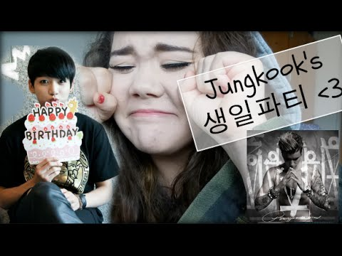 Jungkook's Birthday: PURPOSE Cover REACTION!!