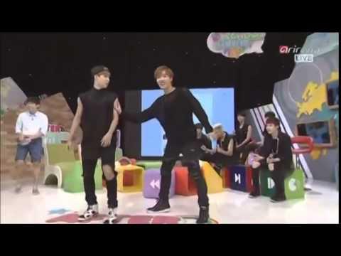 Sistar Touch My Body - BTS vs GOT7
