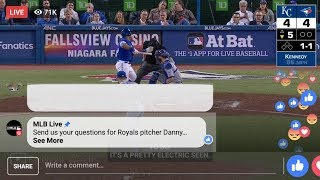 Blue Jays fans frustrated by game broadcast exclusively on Facebook