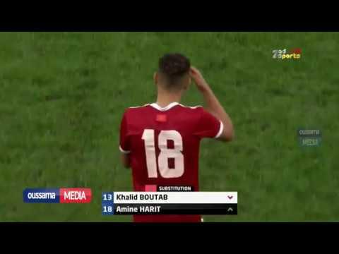 شاهد بالفيديو: ملخص كامل لودية المنتخب المغربي ضد أوكرانيا