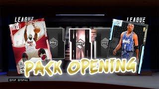 PINK DIAMOND SHAQ & DIAMOND PENNY HARDAWAY PACK OPENING NBA 2K19 MYTEAM
