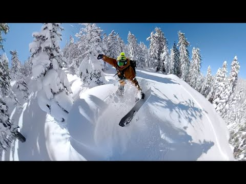 GoPro Snow: Tahoe Backcountry Shred with Tim Humphreys