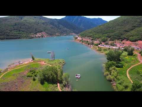 Pineview July 4 Drone