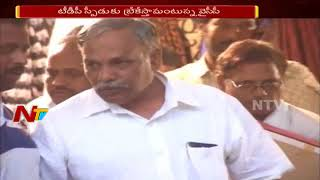 Shock to TDP: Former Vijayawada East MLA Ravi to join YSRC..