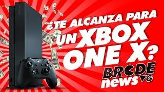 ¿Te alcanza para un XBOX ONE X?