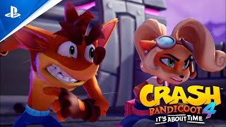 Crash bandicoot 4: it's about time :  bande-annonce