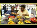 EXECUTIVE Suite and DINNER @Novotel Hyderabad Convention Centre  | Food Monks | Chai Bisket