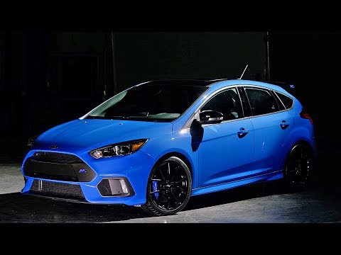 2018 Ford Focus RS ? Limited Edition revealed [YOUCAR]