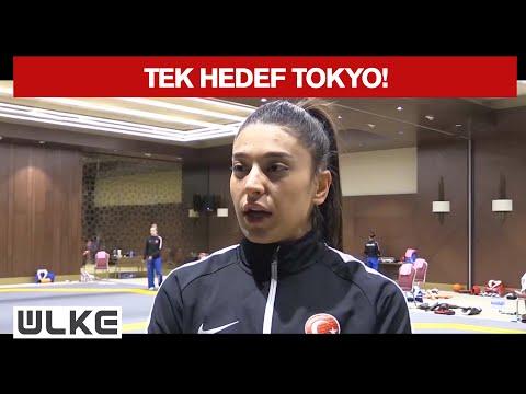 Olimpiyat kotasında 4'te 4 yapan kadın milli tekvandocular, Tokyo'da 'tarih' yazmak istiyor