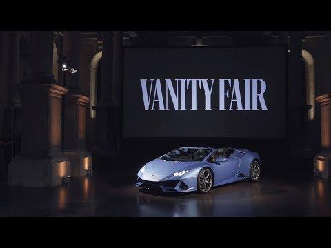 Lamborghini at the Venice Film Festival