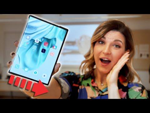 Lo smartphone con display ESTENDIBILE! & …