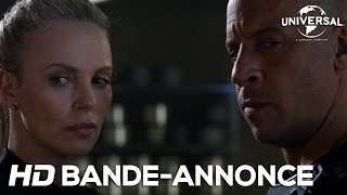 Fast & furious 8 :  bande-annonce VF