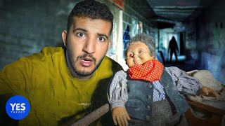 Overnight in America's Most Haunted Asylum