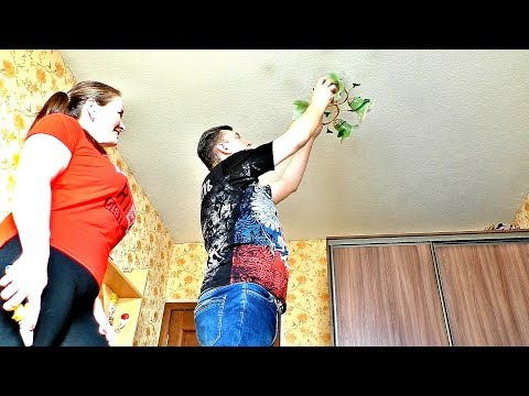 Ремонт и установка люстры в гостях у девушки. Как соединить алюминиевый и медный провод photo