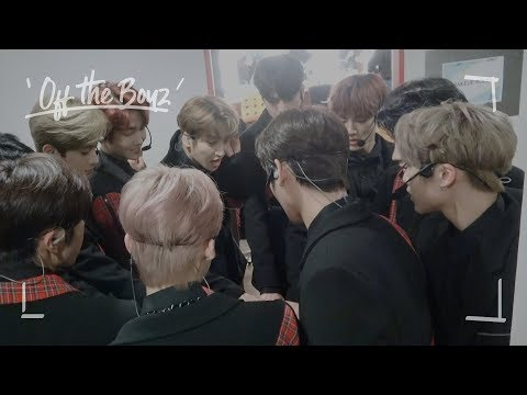 [OFF THE BOYZ] Japan 'Break Out Present One' behind
