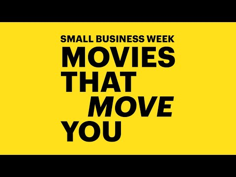Movies That Move You   Small Business Week 2021   Mailchimp Presents