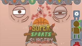 Super Sports Surgery: Basketball Walkthrough
