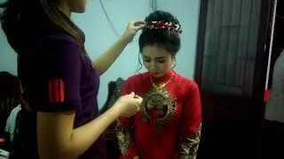 Cô dâu xinh tại .áo cưới Điền Kiều điểm đến của bạn