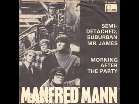 Manfred Mann - Semi Detached Suburban Mr James