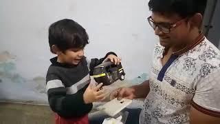 The Best Kids Auto Rickshaw Toy Gift Surprise Children Game Fun Play School Baby for Kids!!