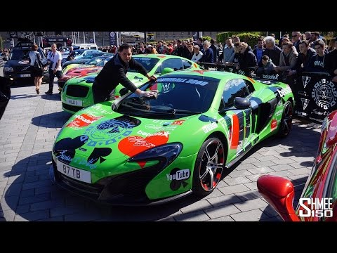 McLaren 650S and Bentley Supersports – Windscreen Preparation