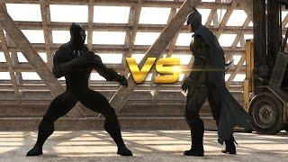 Batman vs Black Panther   DEATH BATTLE!