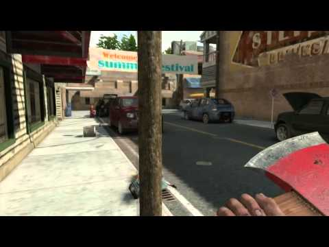 Gameplay de The Walking Dead (FPS Activision) - YouTube