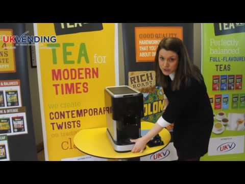 Cleaning the Flavia Creation 500 from UK Vending