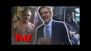 Geraldo Rivera Loves Taking Shirtless Selfies! | TMZ