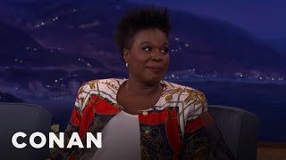 "Leslie Jones: ""If I Was Gay, I'd Be Crushin'""  - CONAN on TBS"