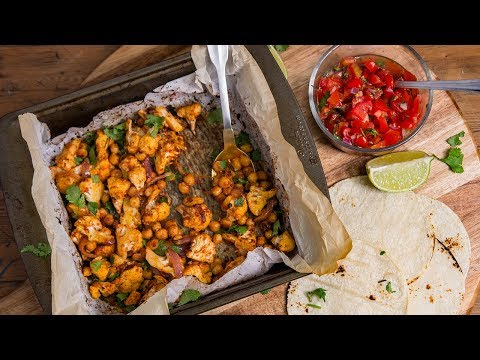 Cauliflower Tacos | Ep. 1335