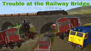 Trouble at the Railway Bridge Tugs Trainz Remake (1.8k Subscribers Special)