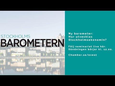 Ny barometer: Hur utvecklas Stockholmsekonomin?