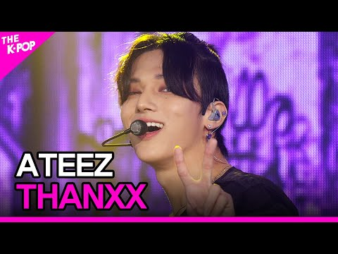 ATEEZ, THANXX [THE SHOW 200908]