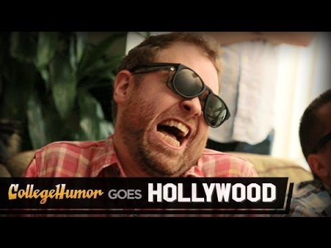CollegeHumor Goes Hollywood - Smashpipe Comedy
