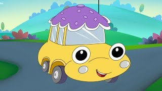 Baby Car & Monster Trucks Beep Beep  | Car Songs | FunForKidsTV Songs for Children - YouTube